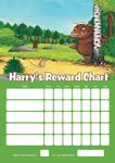 Personalised Gruffalo Reward Chart (adding photo option available)